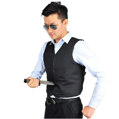 Stab vests Tactical vest Light Stealth Business Soft Anti hack Vest Gilet airsoft Defensive clothing Safety