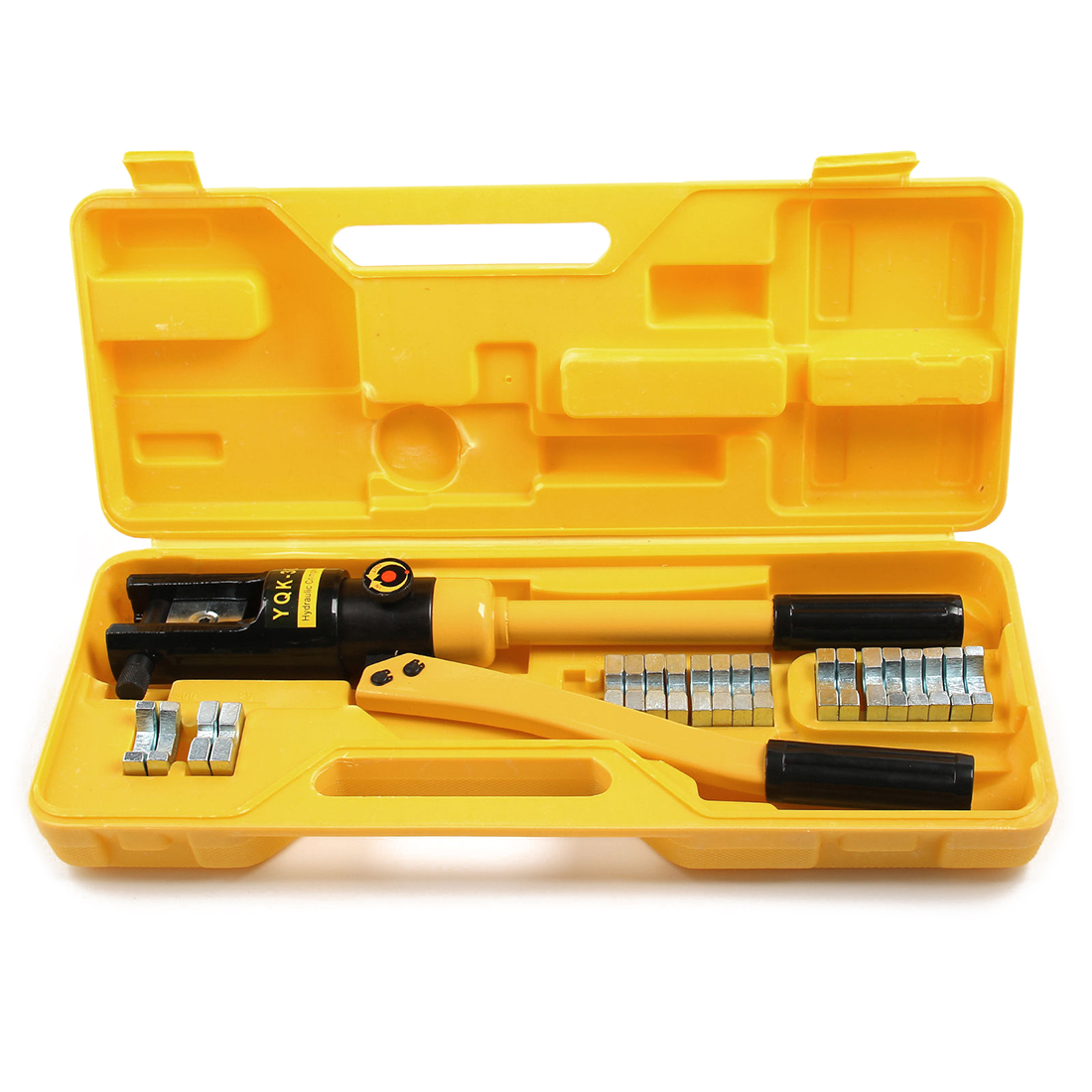 Hydraulic Crimper Crimping Tool Kit Tube Terminals Lug Force Battery Cable Wire free shipping 16 400mm2 baterry hydraulic crimper crimping tool