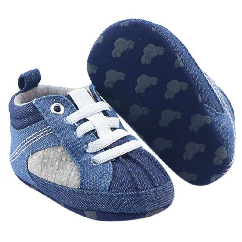 Modern Style Chic Kids Casual Shoes Baby Boys Girls Shoes All Seasons Solid Sneakers Non-slip Cute Baby Boys Girls Shoes