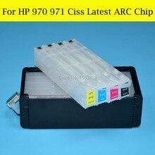 LWP1CN1548AR/LWP1CN1502AR 1 Zestaw HP970 971 Ciss System Z Dla Drukarki HP Officejet Pro X451 X476 X576 X551