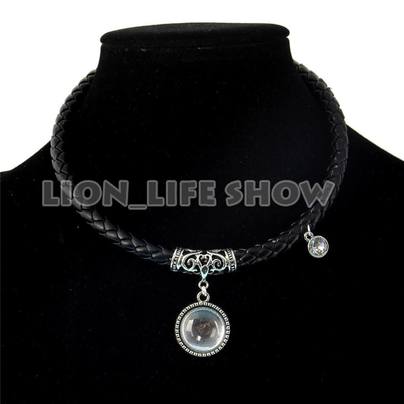 Biamoxer 1X Anime Tokyo Ghoul Cosplay Uta Punk Collars Necklace Pendant Charms Handmade NEW