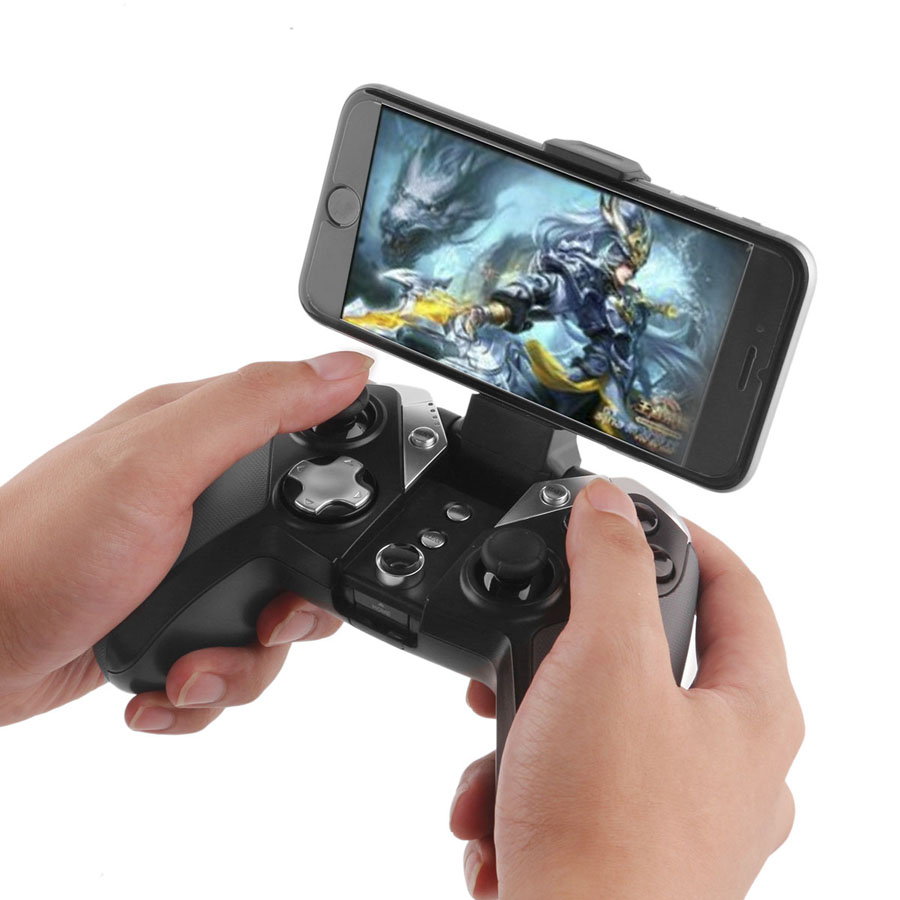 все цены на GameSir G4s Wireless Game Controller Bluetooth Gamepad For PS3 TV Box Smartphone Portable Handle Gamepads Wired Gaming Joystick