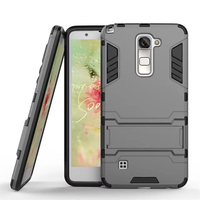 Cases For LG Stylus 2 LS775 Armor Hybrid Rugged Hard PC TPU Protective Shockproof Mobile Phone