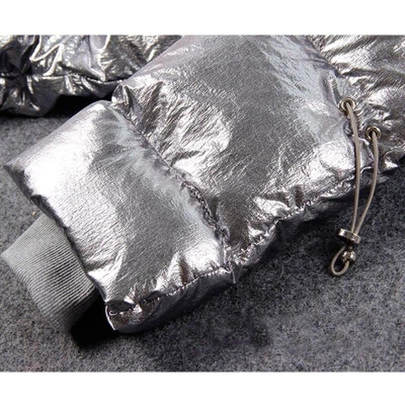 2018 Laveur Chaud Casual Femmes De Long Downcoat Canard Survêtement 1 2 Fourrure Réel Raton Naturel Col Nouveau Marque Veste Capot Hiver Épais Argent 3 rxHnXzr
