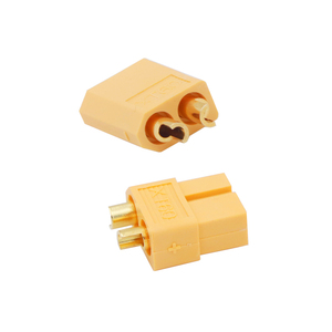 Image 2 - 1000pair/lot XT60 battery connector bullet Connectors male female Connector for RC lipo battery Connector 20% off