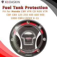 Бак мотоцикла Pad наклейка протектор наклейки для Honda CBR VFR CB NSR VTR CBF CBX 125 250 400 600 900 cbr1000 CBR1100XX X-11