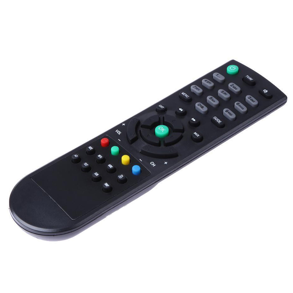 Replacement Remote Control Accessories For Bush BFSAT02SD Digital Freeview TV