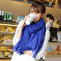 2017 New arrival women cashmere scarf 20 colors autumn winter cool warm foulard fashion Korean cotton casual foulard femme