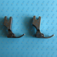 High Shank Wide Double Toe Hinged Foot #142058N (2PCS)