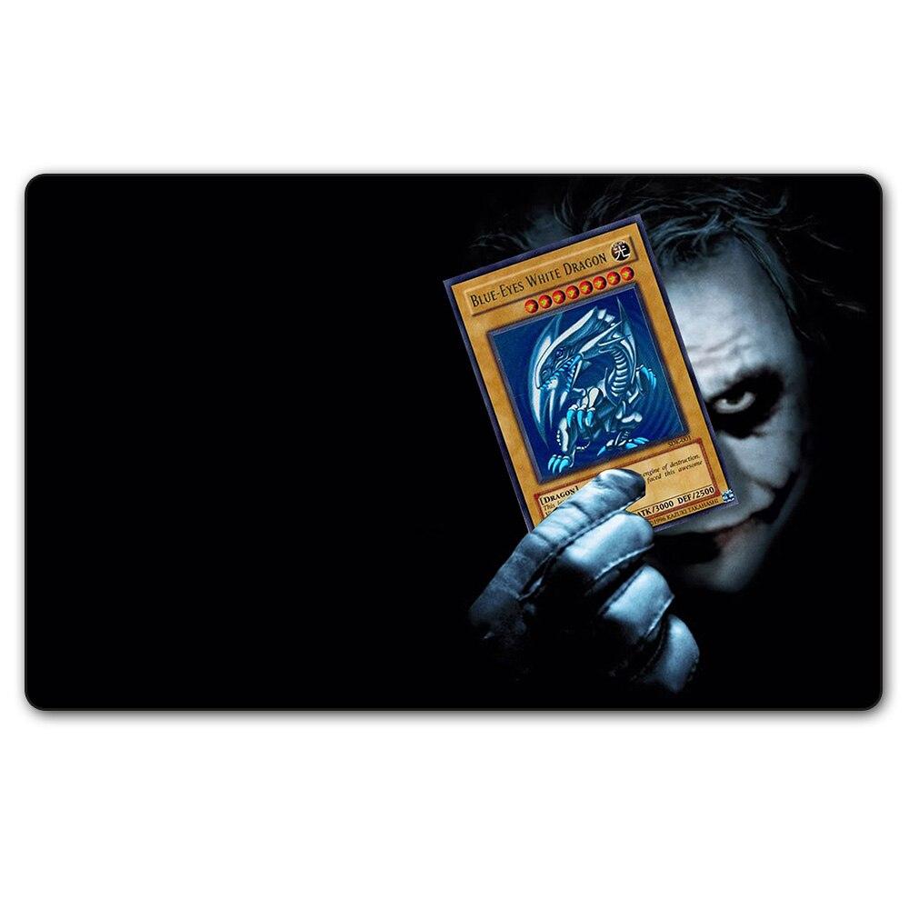 Joker Yugioh Playmat Board Games TCG CARDS Play Mat,Custom ...