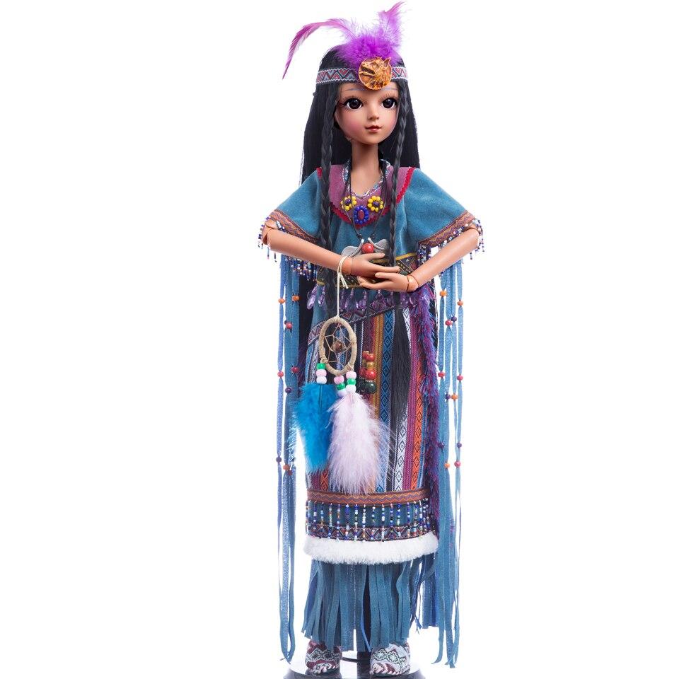 Princesa anna bjd boneca sd 60 cm 1/3 boneca rebron tan menina brinquedos para crianças coleção
