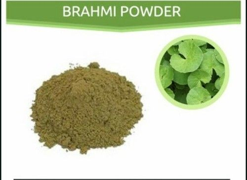 FREE SHIP 100% Natural Brahmi Powder 100gm For Hair Care & Conditioning Chemical Free
