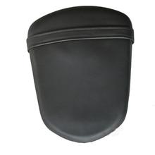 цены ZXMT Motorcycle Rear Passenger Seat Cushion Pillion Leather Pad 2006 2007 Rear For 06-07 Suzuki GSX-R600 750 GSX-R 600 750 K6
