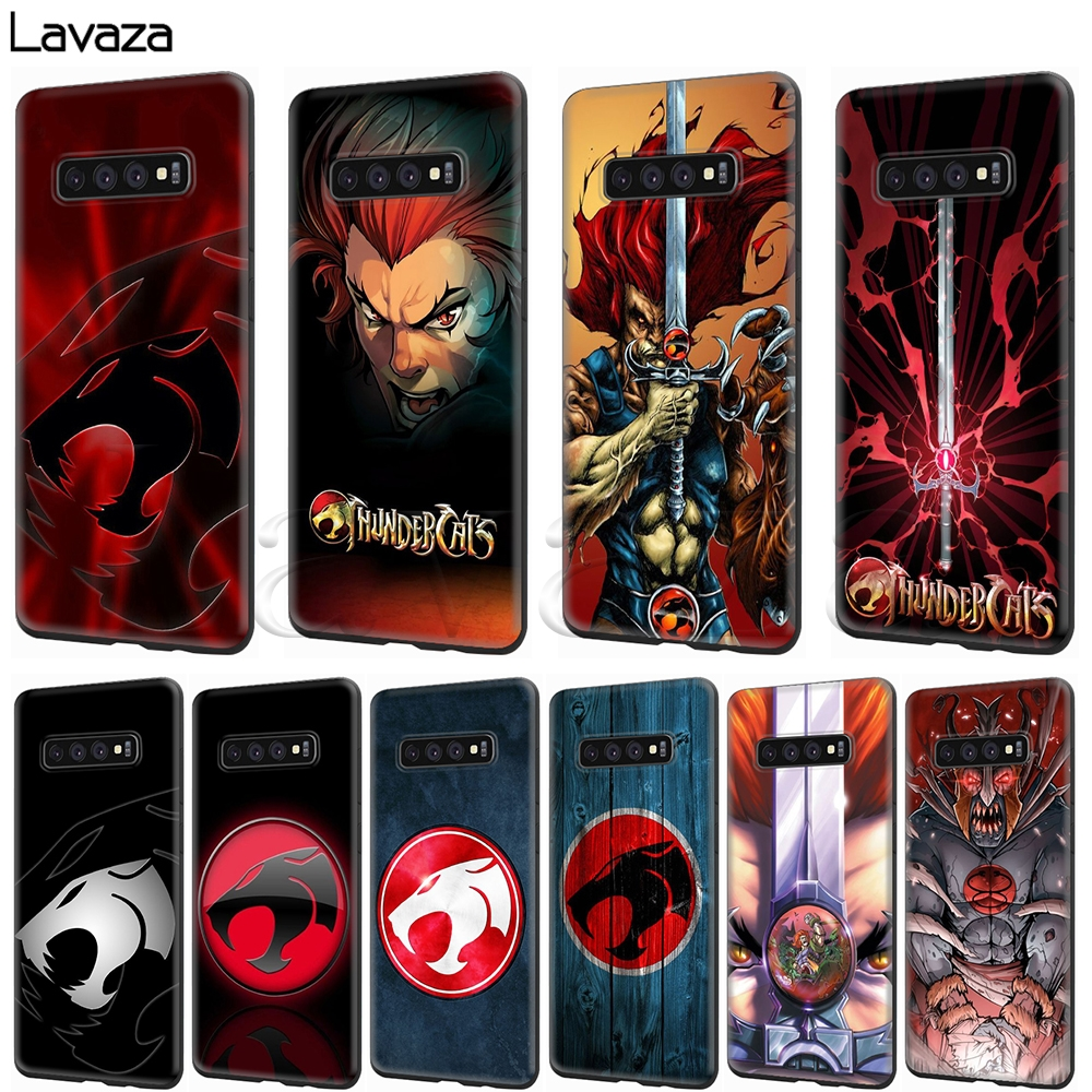 Lavaza ThunderCats Soft <font><b>Silicone</b></font> Case for <font><b>Samsung</b></font> Galaxy S6 S7 Edge S8 S9 S10e <font><b>Plus</b></font> A3 A5 A6 A7 A8 A9 <font><b>J6</b></font> Note 8 9 <font><b>2018</b></font> image