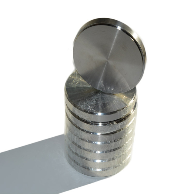 1 pièce OD98x22mm dentaire titane métal disque blocs dentaire CAD CAM matériel de fraisage dentaire titane disque blanc de haute qualité