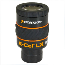 CELESTRON X CEL LX 9 มม.field 60 ดูหกองค์ประกอบเคลือบเลนส์ one ชิ้นสายตายาวไม่ monocular