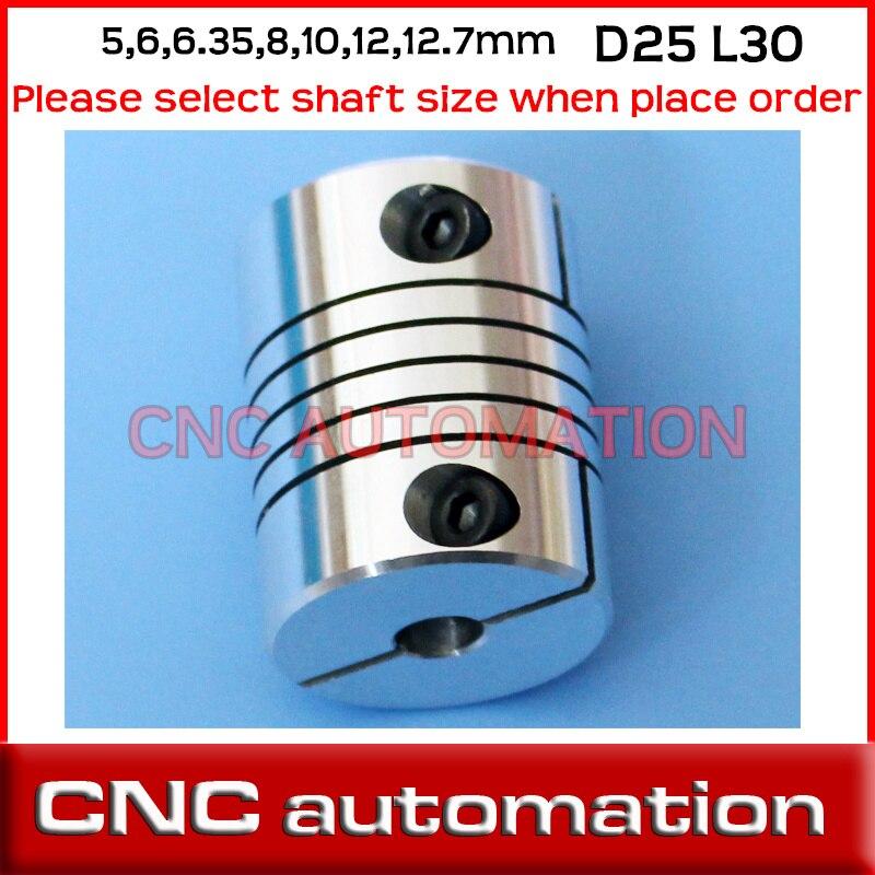 3mm//4mm//5mm//6mm//7mm//8mm Flexible Motor Shaft Coupling Coupler for DIY Parts1 LD