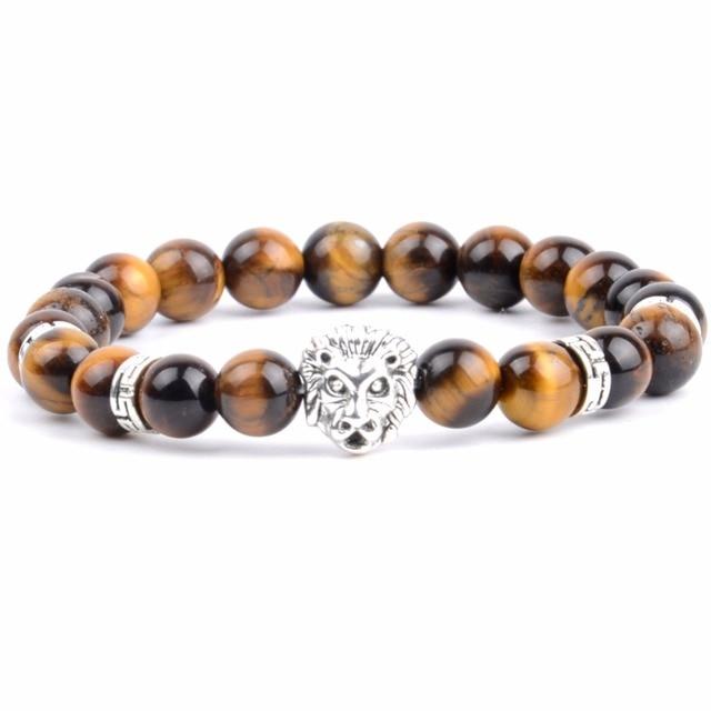 Bracelet Labradorite Argent