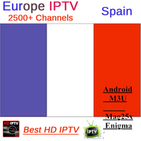 1 Year Europe IPTV French IPTV Belgium IPTV Arabic IPTV Support Android m3u mag250 2500+ channels supported for Android tv box