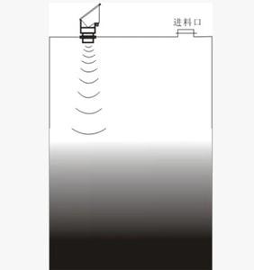 Image 4 - 4 20MA entegre ultrasonik seviye ölçer/ultrasonik seviye verici/0 15 M ultrasonik su seviye ölçer DC24V sıvı sensörü