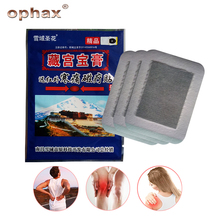 OPHAX 3pcs/bag Chinese Herbal Pain Patch Medical Plasters For Rheumatism Arthritis Shoulder Back Knee Muscle Pain Patch Relief стоимость