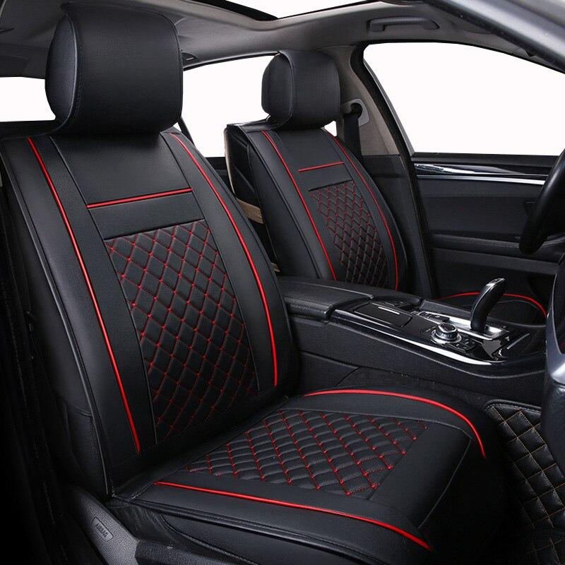 Seulement Avant Universel auto housses de siège de Voiture Pour BMW e30 e34 e36 e39 e46 e60 e90 f10 f30 x3 x5 x6 x1 voiture accessoires voiture