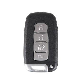 chiave telecomando per Hyundai Genesis Coupe Sonata Keyless Entry Remote Fob Transmitter Smart Key 4 Tasti 1