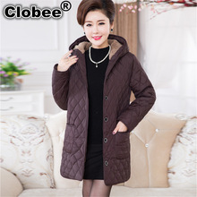 Plus Size Woman New winter jacket