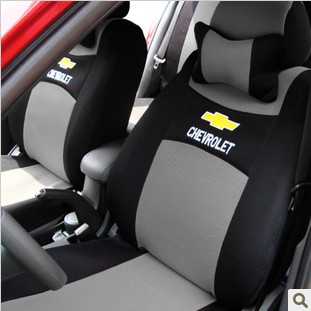 Carseat Covers Sandwich Cloth For Chevrolet Blazer SPARK SAIL EPICA AVEO LOVA Cruze Optra 560 610