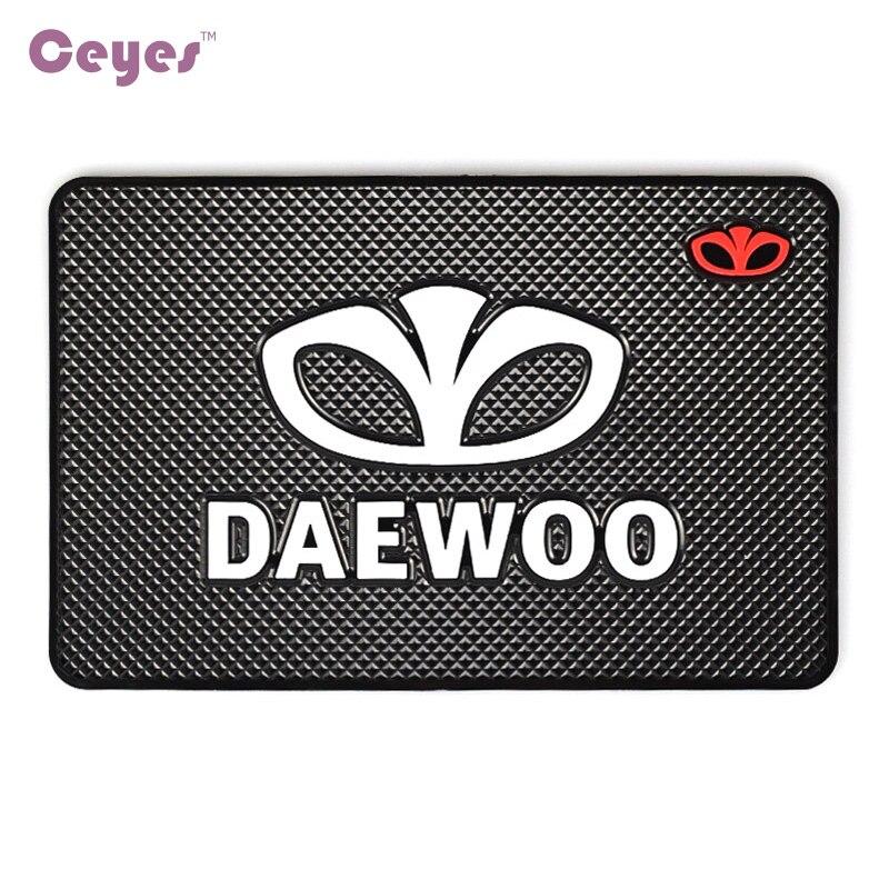 Car-Styling Mat Car Sticker Emblems Badge Case For Daewoo Logo Winstom Espero Nexia Matiz Lanos Interior Accessories Car Styling