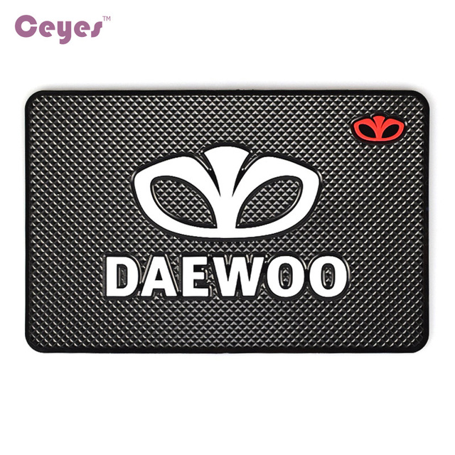 Car Styling Mat Car Sticker Emblems Badge Case For Daewoo Logo Winstom Espero Nexia Matiz Lanos Interior Accessories Car Styling