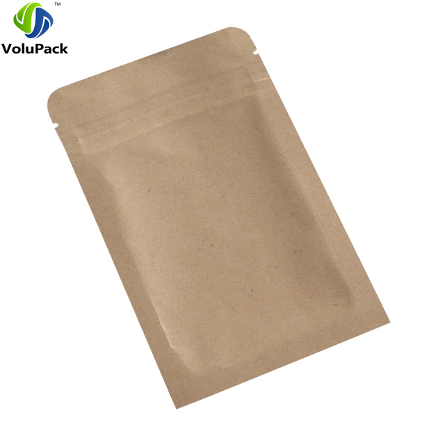 9x14cm 35x55in 100pcs Reclosable Package Flat Pouch 14 Wire Tear Notch
