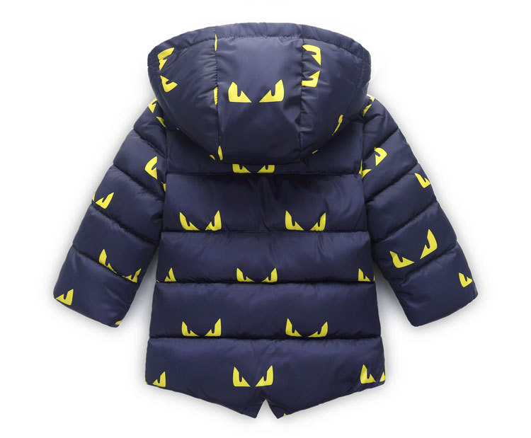 SUPEYA Baby Girls Long Sleeve Polka Dot Hooded Jacket Windproof Casual Outerwear Coat