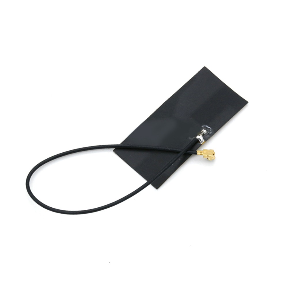 2pcs 2.4G/5G Dual Band Wifi Antenna 5dbi Module Internal Aerial FPC Antennas 40*18mm