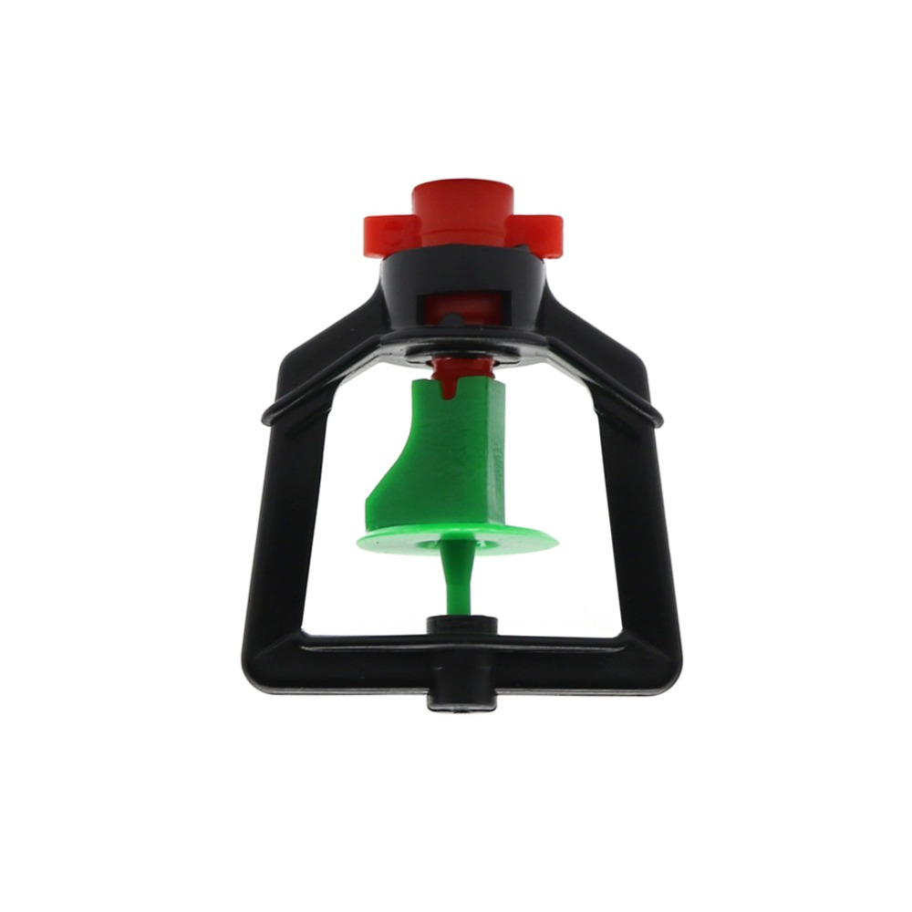 360 Degrees Rotary Nozzle Agriculture Greenhouse Inverted Suspension Spray Head Garden Irrigation Sprinkler Water Fog 20 Pcs irrigation sprinkler