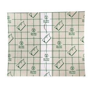 Image 3 - 100 adet/takım şeffaf bant PU film yara bandı su geçirmez Anti alerjik tıbbi yara pansuman bant