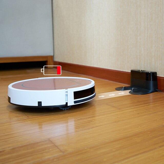 ILIFE V7s Plus Robot Aspirateur Laveur Autonome 5
