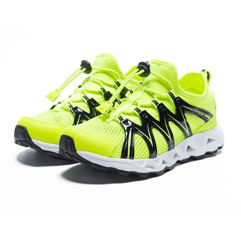 CAMKIDS Boys Light Running Shoes Summer Breathable Elastic Band Casual Baby Shoes Tennis Boy Shoe Spring Mesh Sneaker Blue Gray dc shoes кеды dc shoes tonik shoe light blue us 6 5