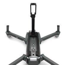 360 Degree VR Camera Tripod Mount Bracket Lifting Holder For DJI Mavic Pro pg5 6w diving 360 degree vr panoramic bracket rig for gopro hero5 mount 6 sport camera vibration during shooting