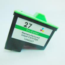 1PK  Ink Cartridge for Lexmark 27 Z25 Z33 Z35 Z515 Z601 Z605 Z611