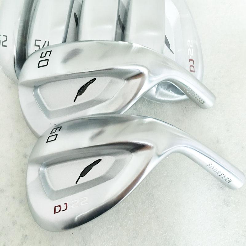 1Pcs/Lot New Golf Clubs FOURTEEN DJ.22 Carbon Steel Golf Wedges Head 50.52.54.56.58.60degree Golf Head No Shaft Free Shipping