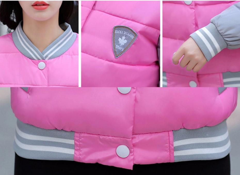 winter women jacket