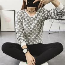 2018 Harajuku Cute panda harajuku hoody sweatshirt for Women Fashion spring winter high quality Flannel pullover tops