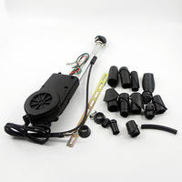 AM FM Auto Motor Power Antenna Mast Aerial Kit For Mercedes Benz C107 R107 R129 Set