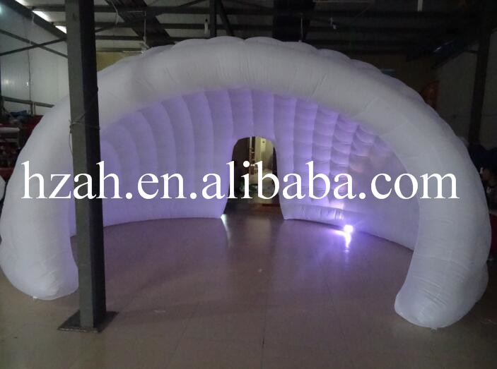 Hot sale Inflatable Igloo with Led Light ao058m 2m hot selling inflatable advertising helium balloon ball pvc helium balioon inflatable sphere sky balloon for sale