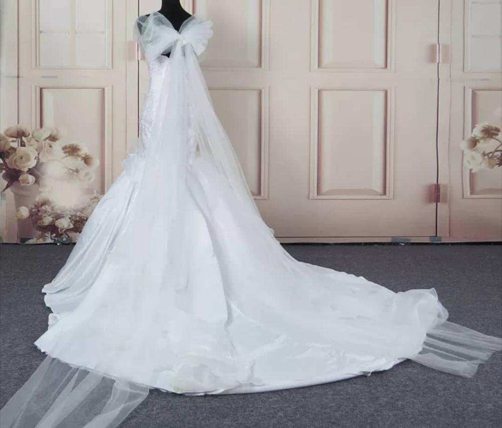 Erosebridal 2019 New Arrival Wedding Dresses Mermaid Bridal Gown Women 39 s dresses Plus Size in Wedding Dresses from Weddings amp Events