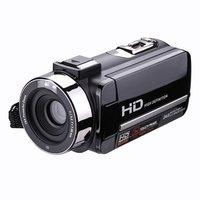 HDV 3051STRM ручной 24MP Ночное видение цифрового видео Камера Портативный Wi Fi светодиодный Дисплей Цифровая видеокамера запись для путешествий/д