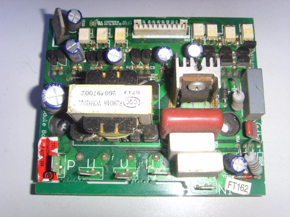 0010400475 KFR-25GW*2/BPF Air Conditioning Board Tested