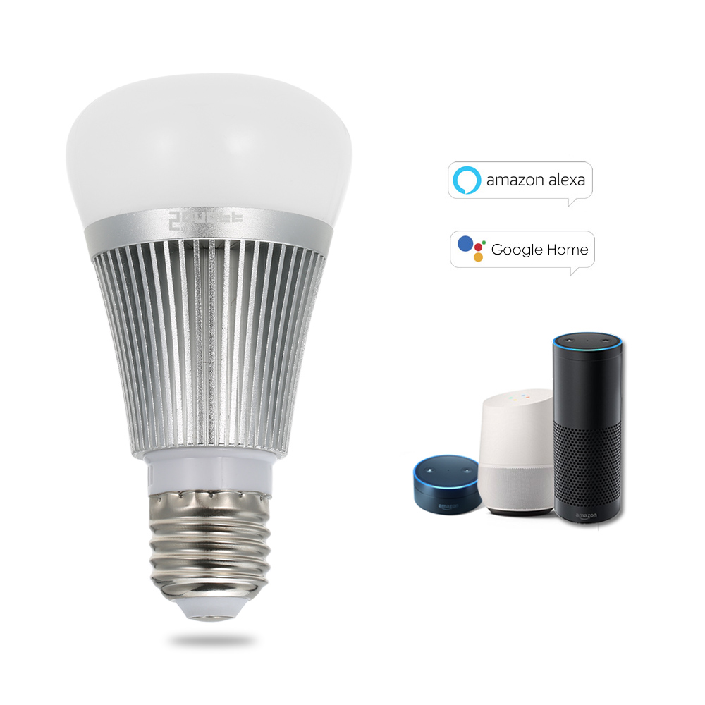 Sonoff B1 Itead Ambiance Dimmable E27 Led Lamp Rgb Smart Bulb Light Color Changeable For Android/ios Phone App Remote Control In Many Styles Security & Protection
