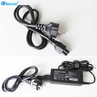 Netcosy New AC Adapter Power Charger For TOSHIBA Laptop Computer 65W